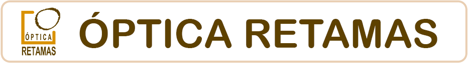 Óptica Retamas logo